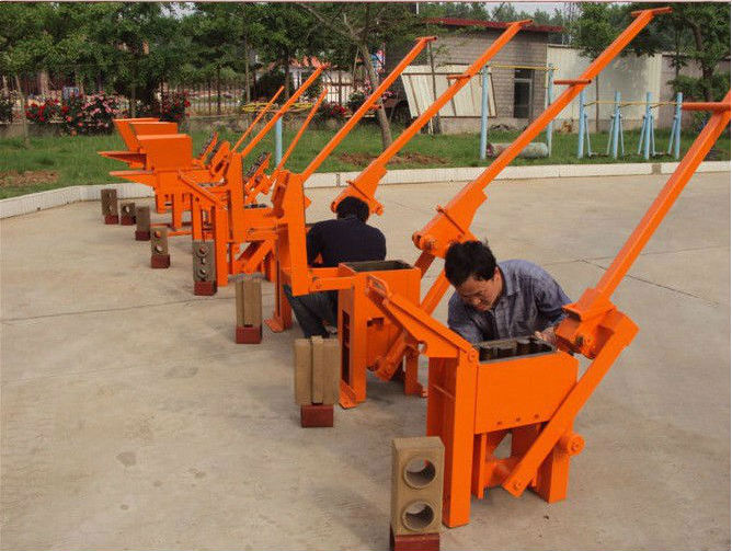 2015 hot sale,Easy to use of small clay molding machine,small machine used to build garden