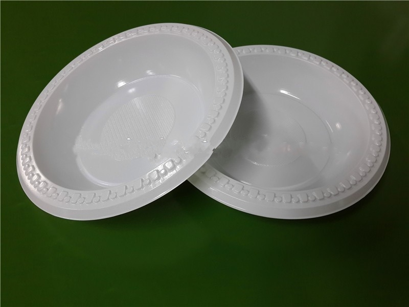 Hot Sale High Quality Disposable Plastic Salad Bowl