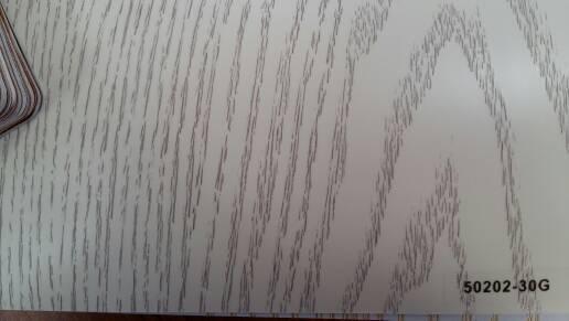 lamination foil for pvc panel