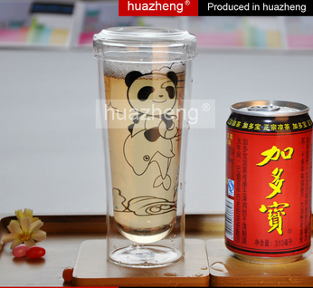 Promotion Round Bottom Drinking Glass Coffee Cups