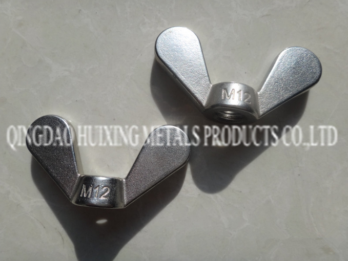 Stainless Steel Eye Nut Wing Nut