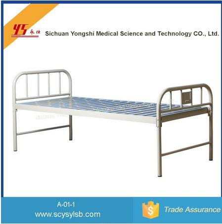 Hospital Furniture Steel Hospital nursing beds for patients