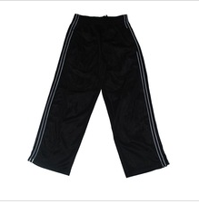 China produces tricot sports children trousers