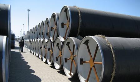 API 5L SAWH Steel Pipe