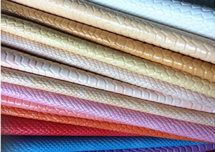 Best Quality Snake Pu Leather For bags