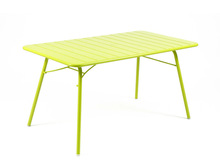 Luxembourg Knockdown Rectangular Outdoor Folding Tables