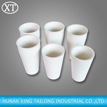refractory ceramic crucible furnace for lab gold analysis