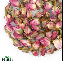 Top Quality Dried French Pink Rose Buds Flower Herbal Tea