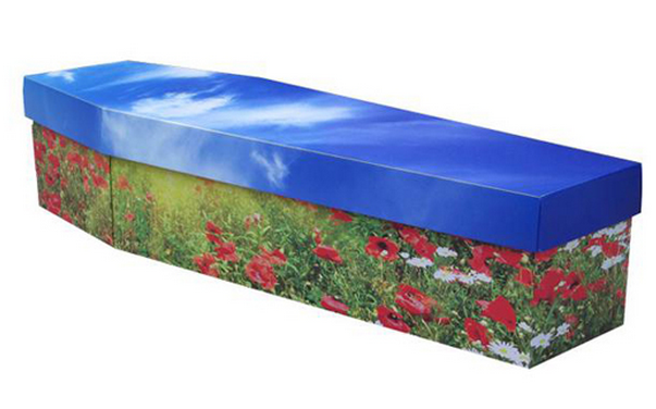 NEWEST DESIGN HIGH QUALITY HARDWEAR PAPER COFFIN