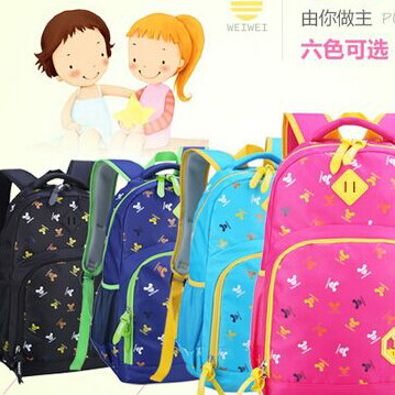 Lightweight Promotional Cute School Backpack for girls