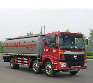 Foton 6 x 2 fuel truck