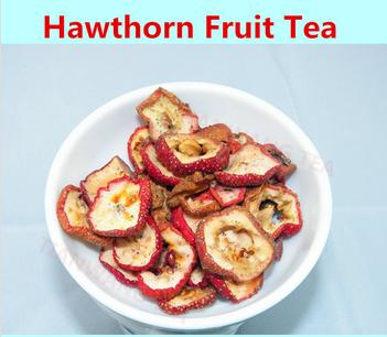 dried hawthorn fruit tea