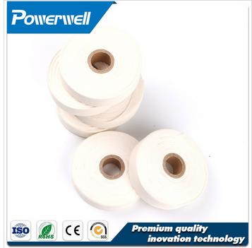 Excellent permeability cotton herringbone twill tape