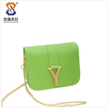 Hot sale customized fashion chain bag,ban chian,long chain bag