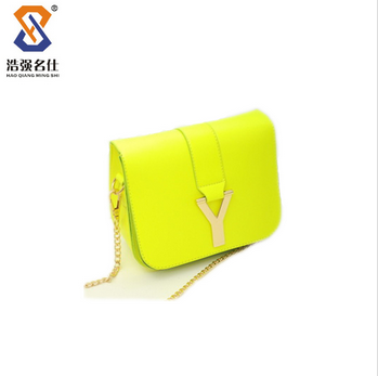 Hot sale customized fashion chain bag,ban chian,long chain bag