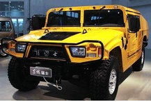 Dongfeng EQ2050M57D3 Off-Road Jeep