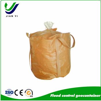 2015 construction geotextile plastic woven bag