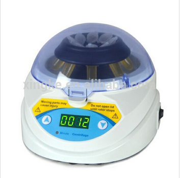 Mini Centrifuge, Microcentrifuge with 8 strip rotor