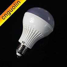 5w LED aluminum light bulb incandescent replacement CE & RoHS