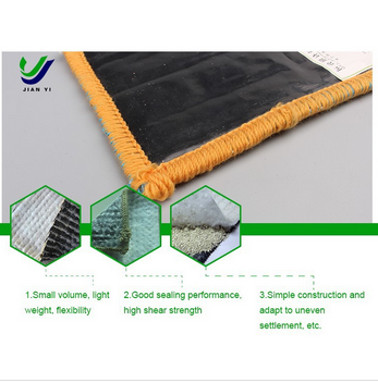 Factory direct supply geosynthetic clay liners gcl for underlayment of geomembane