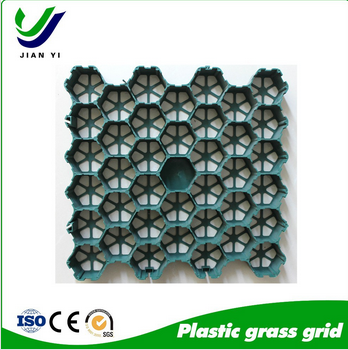 Excellent Permeability Plastic Grass Lawn Grid