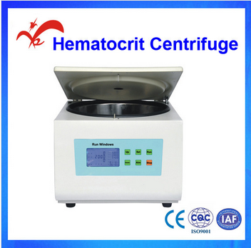 High Speed Micro Hematocrit Centrifuge Machine