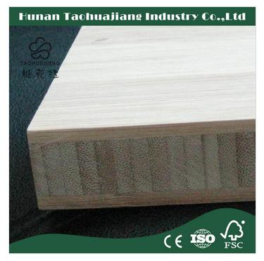 Vertical Laminating Bamboo Board