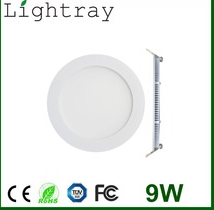 9W Ceiling Panel Downlight IP44 SAA CE ROHS Certificate 2 years warranty