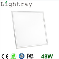 48w led 600x600 ceiling panel light 3years warranty CE ROHS