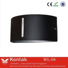 75W semi-circle up and down indoor outdoor led wall light,interior led wall lighting