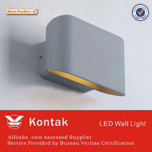 8W 220V building exterior led wall light,flexible led office light