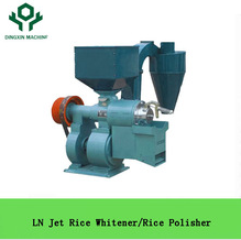2015 Ugly Appearance LN Jet Rice Milling Machine