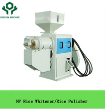 2015 High Cost-effective NF Emery roll & Iron roll Rice Polisher Machine