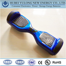 Super Mini Blue 2 Wheel Self Balancing Scooter Wheel-hub Motor