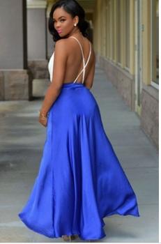 2015 trendy hot sale new design elegant long maxi skirt for young women