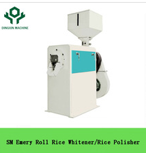 2015 Hot Sales SM18 Emery roll Rice Milling Machine