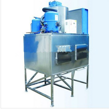 Commercial Environmental Ice Maker (2.5 Ton Daily Output)