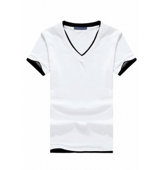 wholesale plain t shirt new design high quality cheaply colorful plain t shirt
