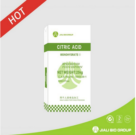 Citric Acid Monohydrate Food Grade