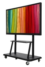 65,70,84,98 inch school classroom writing board with window and android system