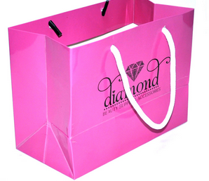 Shiny Bags, Flash Bags and Multiple Styles Paper Bags