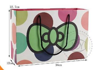 custom paper bag &paper gift bags