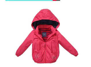 kids winter clothing girls 2 in 1 jacket girls winter jackets