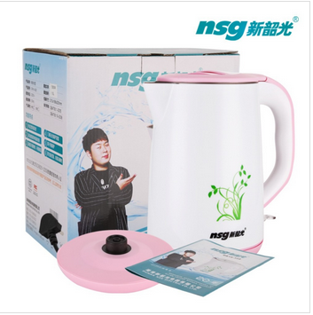 House commodity plastic electrical kettle for water boiling
