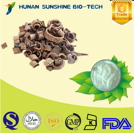 Factory Supply Magnolia officinalis Powder 2%-98% Magnolol