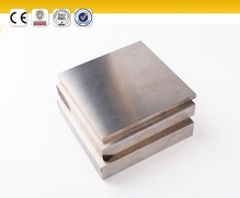 tungsten carbide sheet metal / tungsten carbide rectangular plate free sample tungsten carbide sheet metal