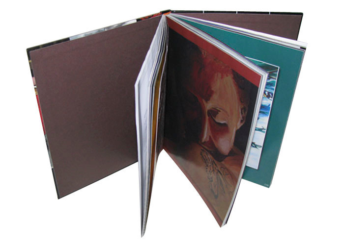 Perfect Hardcover Binding Book Printing