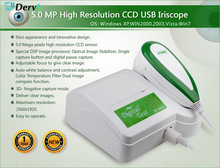 Digital Iriscope scanner,Eye Iriscope, Iridology camera analyzer with 5.0MP