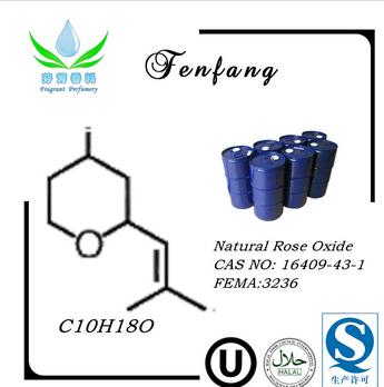 Natural Rose Oxide