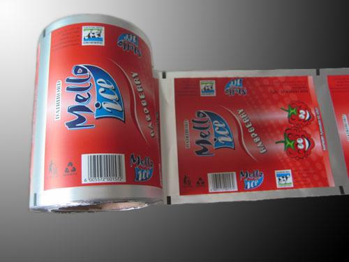 Ice Cream Packaging Film